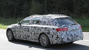 Audi A6 Allroad Erlkönig