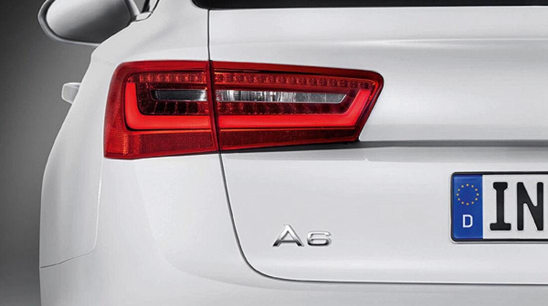 Audi A6 Avant Rückleuchte