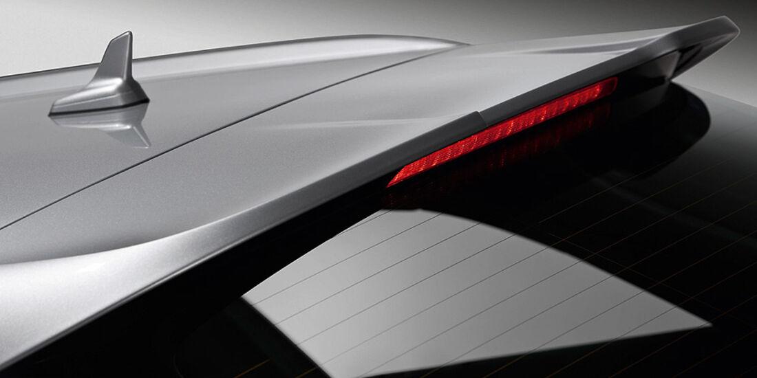 Audi A6 Avant S-Line Dachkantenspoiuler