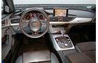 Audi A6, Cockpit, Lenkrad