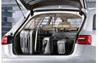 Audi A6, Kofferraum