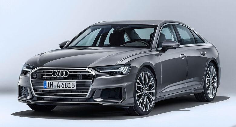 Audi A6 C8 Auto Motor Und Sport