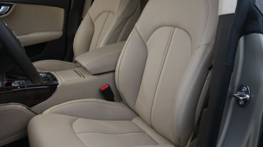 Audi A7, Innenraum, Sitze