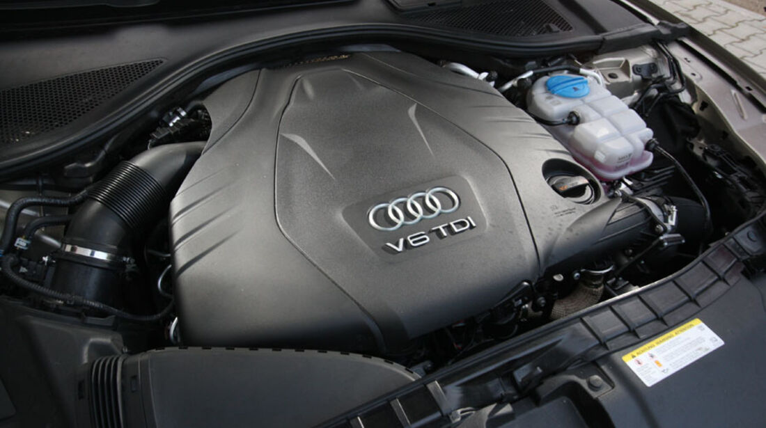 Audi A7, Motor