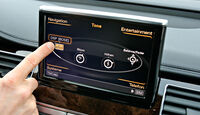 Audi A8 3.0 TDI Quattro, Display, Bose, Radio