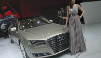 Audi A8 Langversion
