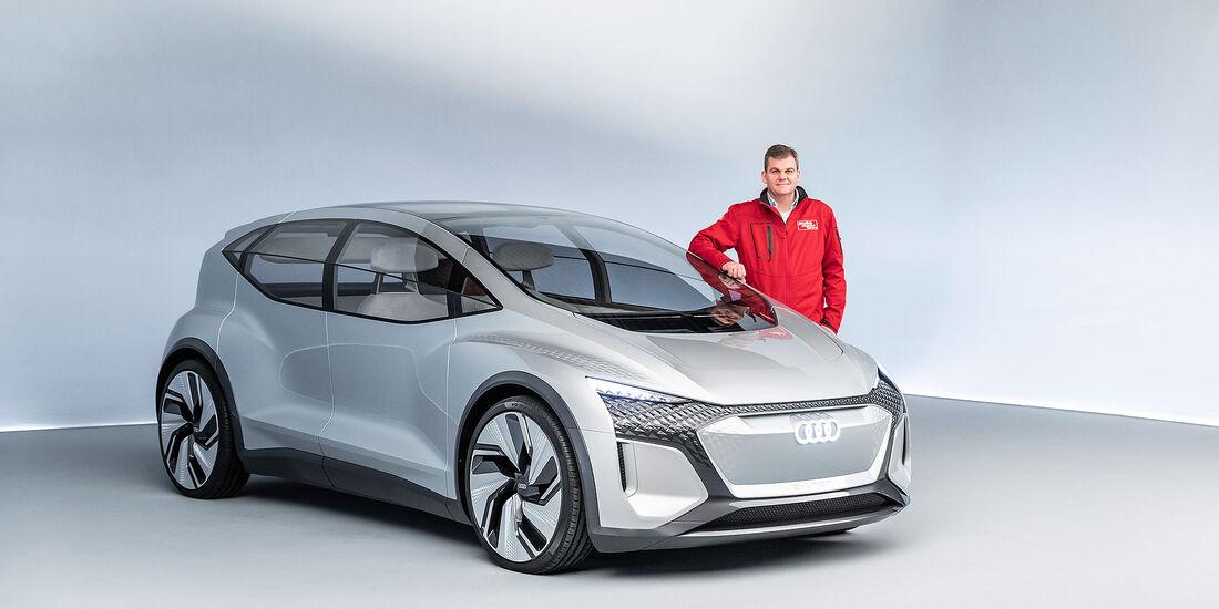 audi ai me concept car shanghai 2019