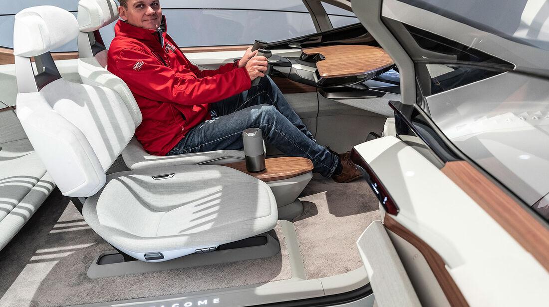Audi AI:ME Concept Car Shanghai 2024
