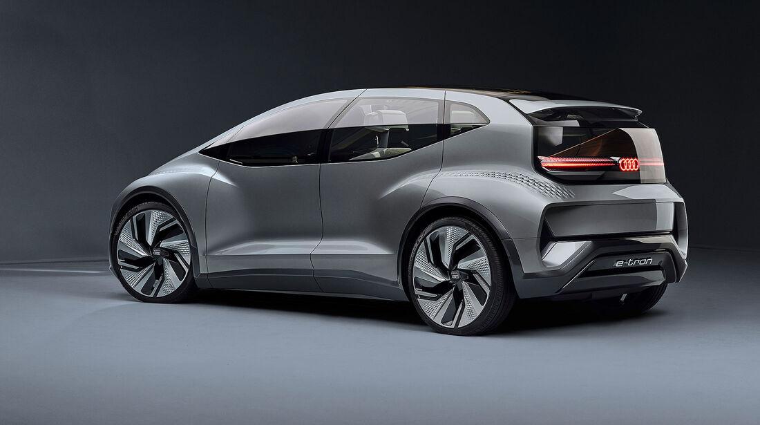 Audi AI:ME Concept Car Shanghai 2035