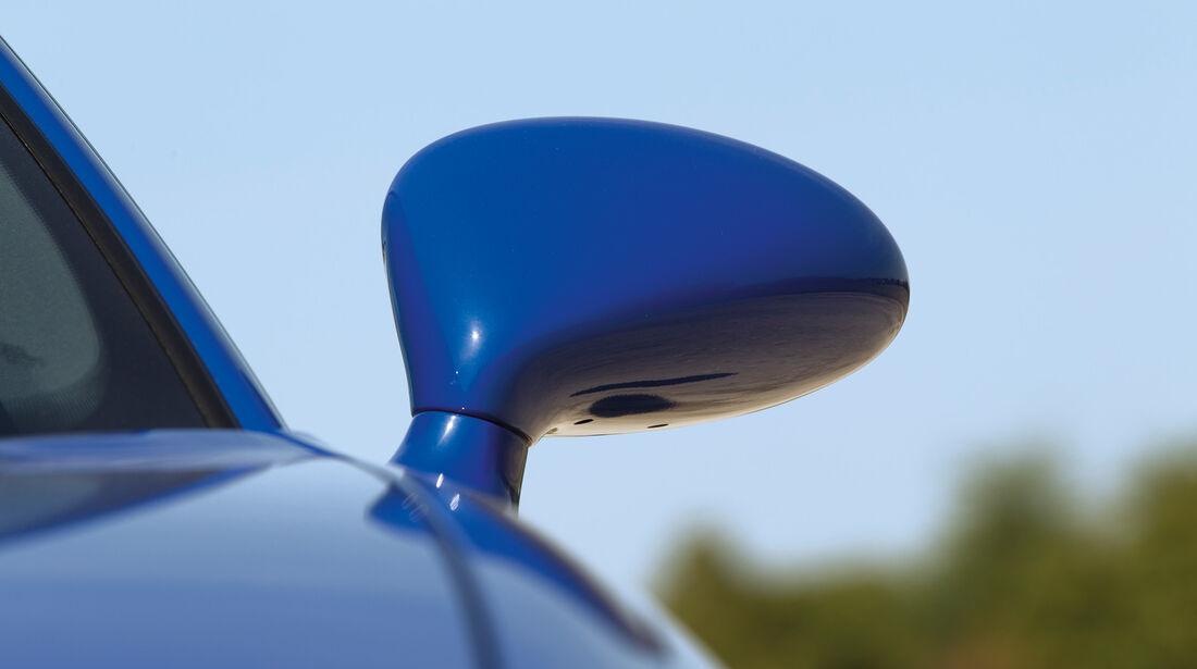 Audi Avant RS2, Rückspiegel