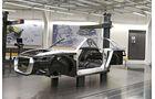Audi Crosslane, Rahmen, Leichtbau