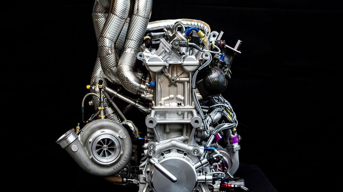 Audi - DTM 2019 - Motor - Vierzylinder-Turbo
