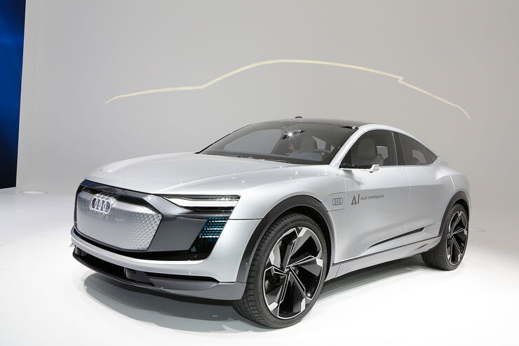 Audi etron Vision Gran Turismo Made For The Real World