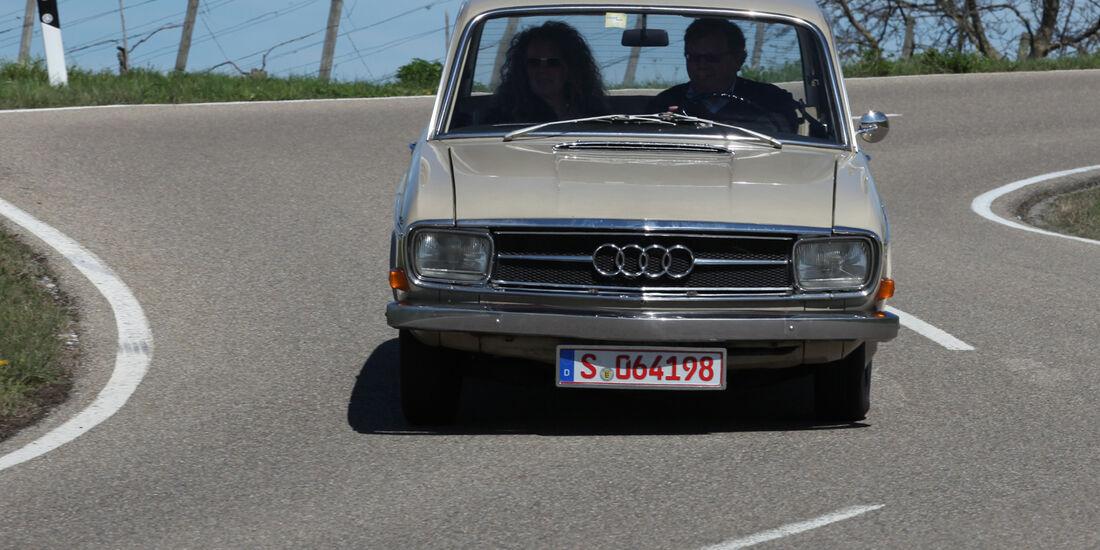 Audi L, Frontansicht
