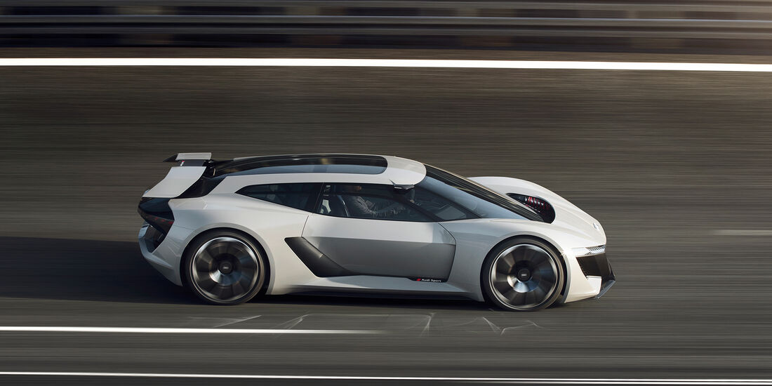 Audi PB18