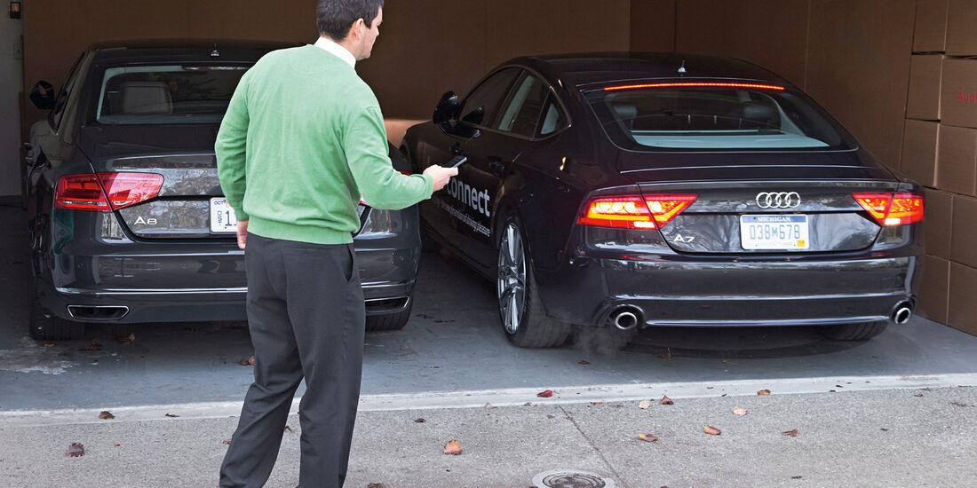 Audi, Parksystem