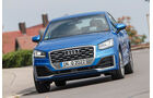 Audi Q2 2.0 TDI Quattro, Frontansicht