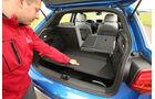 Audi Q2 2.0TDI Quattro, Kofferraum