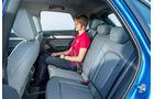 Audi Q3 2.0 TFSI Quattro, Fondsitz