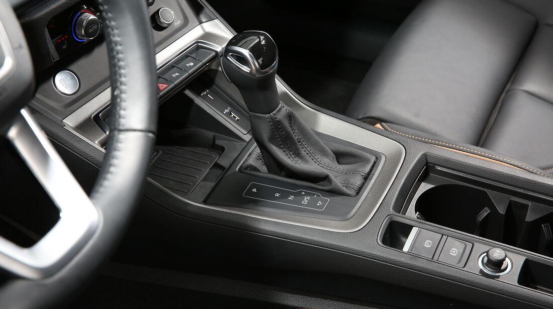 Audi Q3 35 TSFI Advanced, Interieur