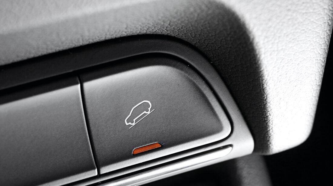 Audi Q3, Bergabfahrhilfe