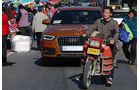 Audi Q3 Trans China Tour 2011 Tag 2