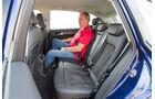 Audi Q5 2.0 TDI Quattro, Fondsitz