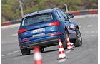 Audi Q5 2.0 TDI Quattro, Heckansicht