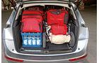 Audi Q5 2.0 TFSI Quattro, Kofferraum, Beladung