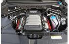 Audi Q5 3.2 FSI, Motor