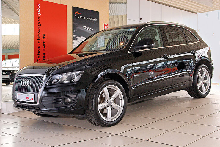 gebrauchtwagen audi q5 check des kompakt suv auto motor. Black Bedroom Furniture Sets. Home Design Ideas