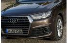 Audi Q7 3.0 TDI, Frontscheinwerfer