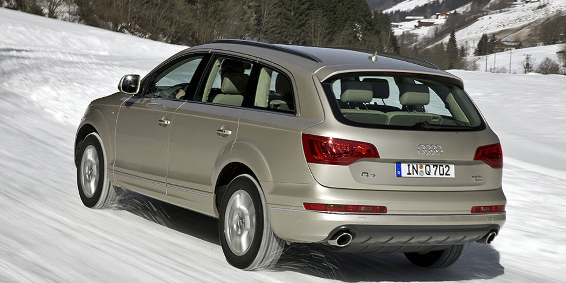 Audi Q7 Facelift 2010
