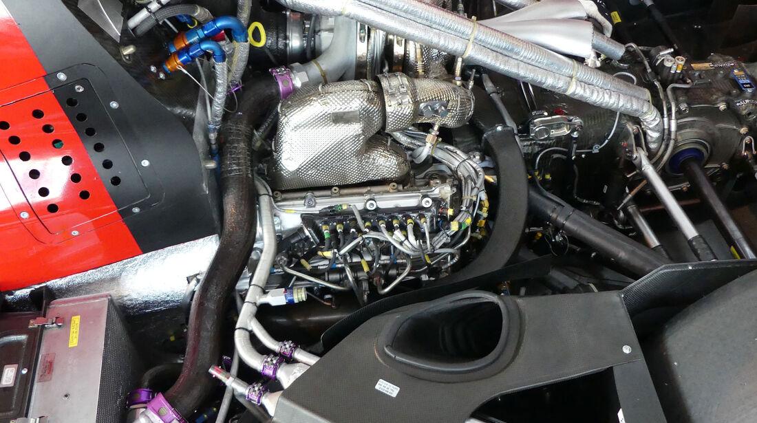 Audi R18 - Legendenparade - GP Österreich 2017 - Spielberg
