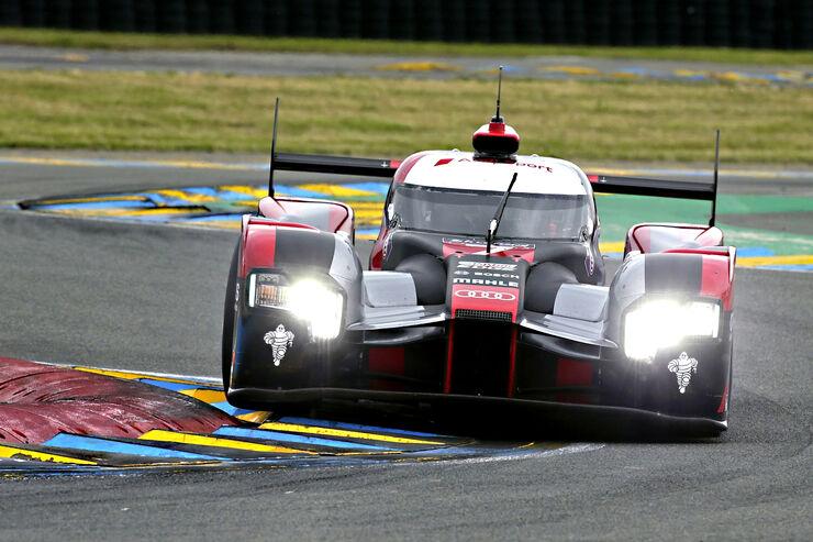 Audi R18 - Technikcheck - Le Mans 2016