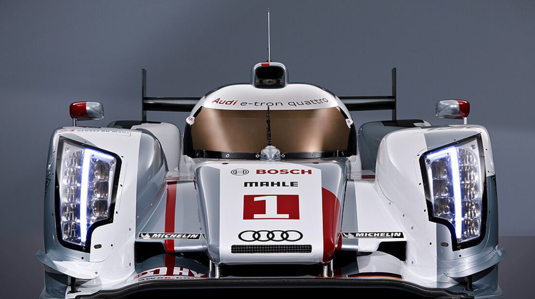 Audi R18 e-tron quattro Le Mans 2012