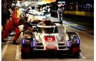 Audi R18 e-tron quattro - Startnummer #9 - 24h Rennen Le Mans - 1. Qualifying - Mittwoch - 10.6.2015