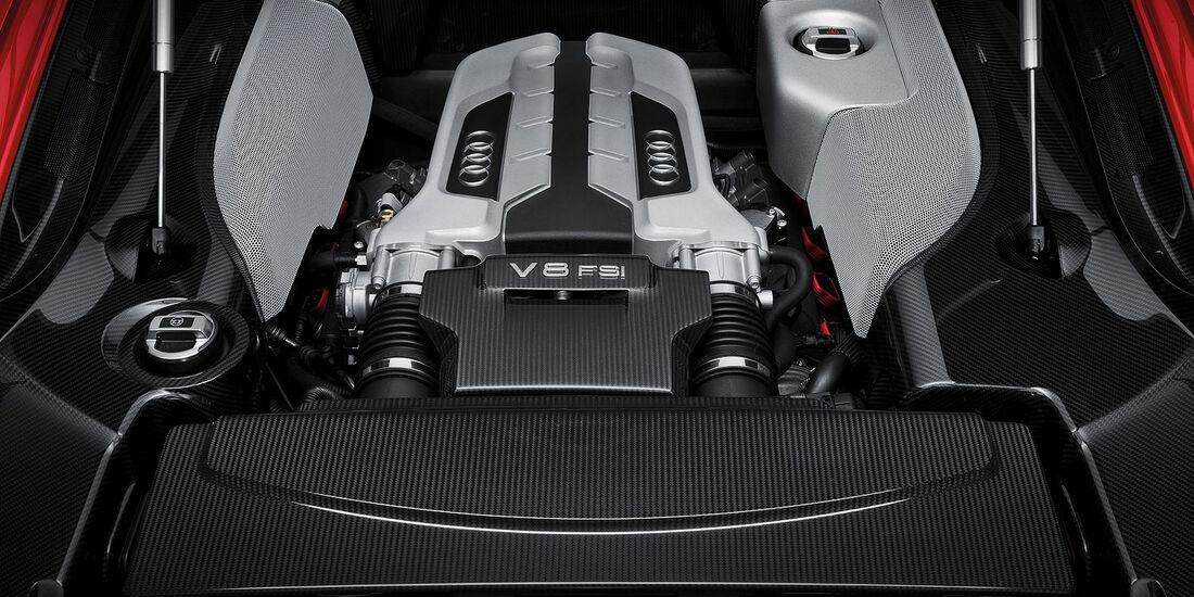 Audi R8 2012  V8 4.2 FSI Motor