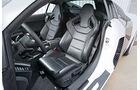 Audi R8 4.2 FSI Quattro, Sitze