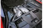 Audi R8 5.2 FSI Quattro Plus, Motor