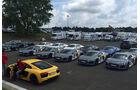 Audi R8 - Carspotting - 24h-Rennen Le Mans 2016
