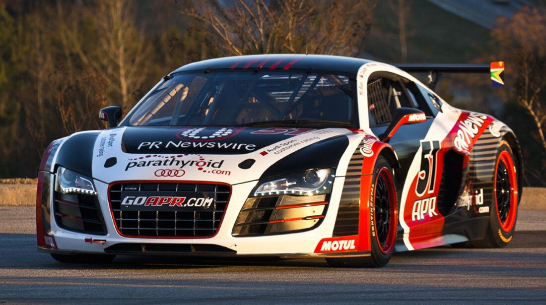 Audi R8 Grand Am