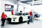 Audi R8 LMS GT3, Seitenansicht