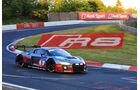 Audi R8 LMS - Startnummer #9 - 24h-Rennen Nürburgring 2017 - Nordschleife - Samstag - 27.5.2017