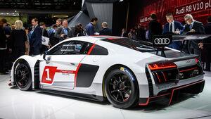 Audi R8 LMS - Studiobilder 2015