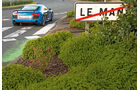 Audi R8 LMX, Heckansicht