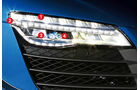 Audi R8 LMX, Laserlicht