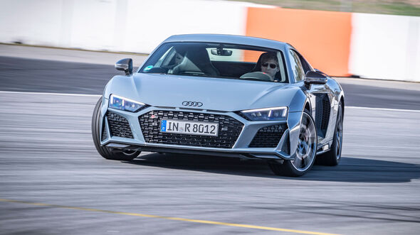 Audi R8 V10 Performance, Drift