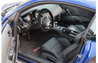 Audi R8 V10 Plus, Fahrersitz, Cockpit