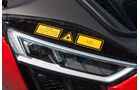 Audi R8 V10 Plus, Scheinwerfer